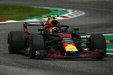 Formel 1, Red Bull nach Monza-Debakel: Selbst Singapur wird eng
