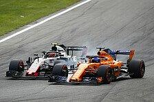 Formel 1, Magnussen zerreißt Alonso: Hält sich für Gott