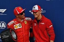Formel 1, Ferrari: Tür für Mick Schumacher ist offen