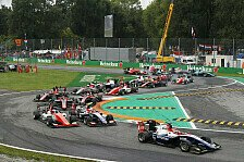 GP3, Monza: Piquet ringt Alesi nieder, Beckmann holt Punkte