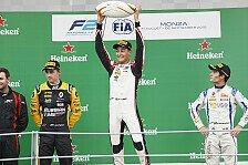 Formel 2 2018: Italien GP - Rennen 19 & 20