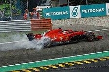 Formel 1 Monza, Presse: Vettel fragil, Ferrari macht nur Fehler