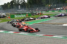 Formel 1 Monza 2019 live: TV-Programm RTL & Sky, Zeitplan