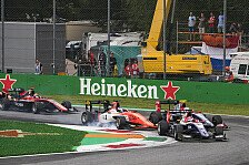 GP3 2018: Italien GP - Rennen 13 & 14