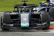 Formel 2 Sotschi 2018: Albon siegt vor Latifi