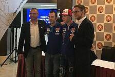 Moto3-Team Prüstel GP 2019 mit zwei tschechischen Fahrern