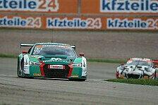Sachsenring: Audi-Pilot Mies setzt erste Bestzeit
