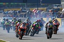 MotoGP - Änderungen