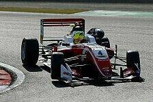 Mick Schumacher: Sieg-Hattrick bei der Formel 3 am Nürburgring