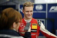 Mick Schumacher verpasst sechsten Formel-3-Sieg in Folge knapp
