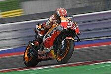 MotoGP Misano 2018: Marquez schlägt Ducati-Duo im Warm-Up