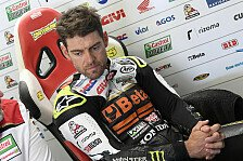 MotoGP - Cal Crutchlow: Radunfall, Sachsenring-Start fraglich