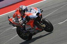 Misano-Sieg für Andrea Dovizioso: Nur noch eine Ducati-Schwäche