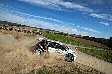 DRM: Marijan Griebel gewinnt ADAC Rallye Niedersachsen