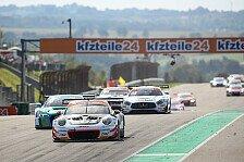 ADAC GT Masters Sachsenring: Bernhard-Porsche verliert Sieg