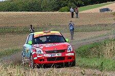 ADAC Rallye Masters: Titelkampf spitzt sich in Niedersachsen zu