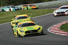 ADAC GT Masters - Fahrerlagerradar vom Sachsenring