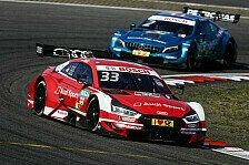 DTM Hockenheim: Rast siegt weiter - Meisterschaft bleibt offen