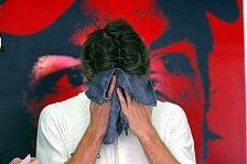 Formel 1 - Jenson Button ist noch immer verärgert