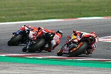 MotoGP Misano - Marc Marquez: Kampf gegen Ducatis eigene Welt