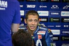 MotoGP Valencia: Valentino Rossi konsterniert nach P16 im Quali