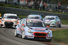 ADAC TCR Germany: Engstler mit Doppelsieg auf dem Sachsenring