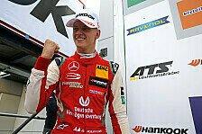 Mick Schumacher vor Formel-3-Titel: Sein Plan für Hockenheim
