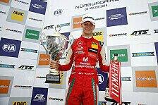 ADAC Motorsportler des Jahres: Mick Schumacher und Griebel/Rath