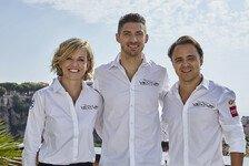 Formel E: Mortara komplettiert Venturi-Team neben Felipe Massa