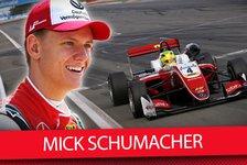 Mick Schumacher in Spielberg: Angriff auf Formel-3-Titel