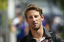 Grosjean flucht auf Strafpunkte: In NASCAR 3 Sperren pro Jahr