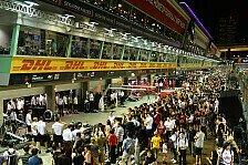 Formel 1 Singapur 2018: Ticker-Nachlese zum Donnerstag