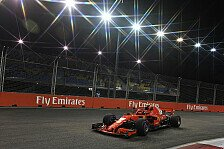 Formel 1 Singapur 2018: Ticker-Nachlese zum Freitag