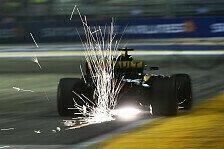 Formel 1, Renault schlägt zurück: Endlich kein Power-Nachteil