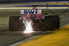 Formel 1: Russen gehen gegen Force-India-Rettung vor