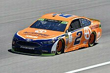 NASCAR Las Vegas: Brad Keselowski gewinnt irren Playoff-Auftakt