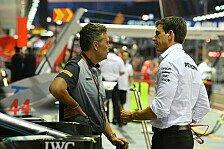 Formel-1-Teams machen Pirelli Druck: Neue Reifen gegen Mercedes