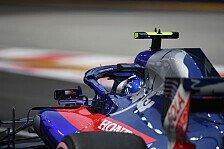 Formel 1 Sotschi: Toro Rosso wechselt zu altem Honda-Motor