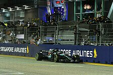 Formel 1, Singapur: Hamilton siegt, Vettel mit Strategie-K.o.