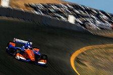 IndyCar Sonoma 2018: Dixon holt Titel, Rossi verliert Nerven