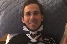 Robert Wickens: Erste Video-Botschaft seit IndyCar-Unfall