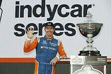 IndyCar Series 2018 - Rennen 17