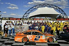 NASCAR: Fotos Rennen 27 - Playoffs, Round of 16, Las Vegas