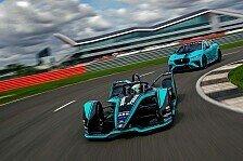 Jaguar zeigt neuen I-Type 3 für die Formel-E-Saison 2018/19