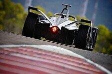 Formel E: Neuling Nissan präsentiert Fahrer-Überraschung