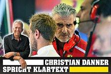 Danner Klartext: Vettel Opfer Ferraris Orientierungslosigkeit