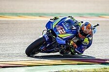 Suzuki nach Aragon-Podest: MotoGP-Vorteile für 2019 weg