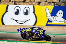 MotoGP - Valentino Rossi: Zumindest kann ich um die Welt reisen