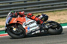 MotoGP Aragon 2018: Lorenzo auf Pole, Rossi nur auf P18