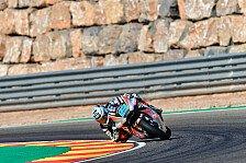 Moto2 Aragon 2018: Schrötter im Pole-Kampf knapp hinter Binder